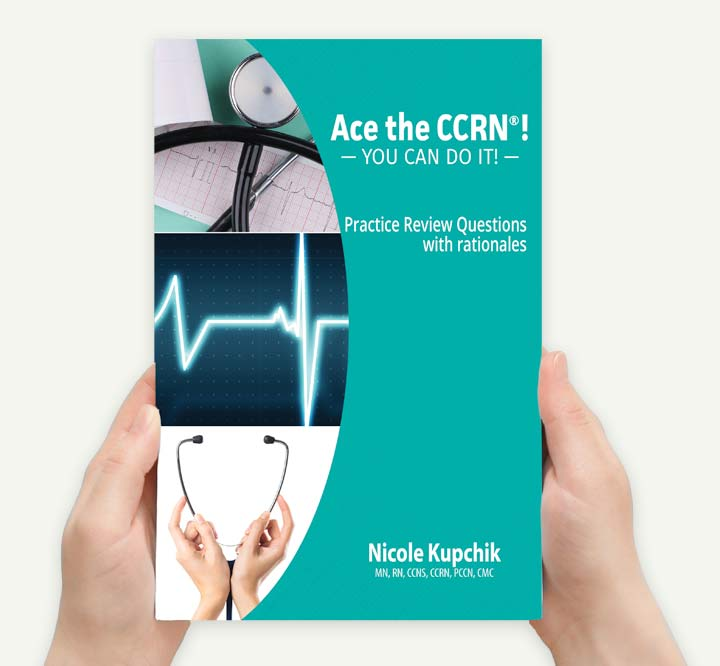 "Ace the CCRN<sup>&reg;</sup>! <span class=""text-nowrap"">You Can Do It!</span>"